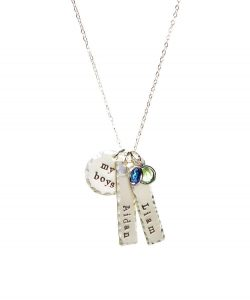 For my child necklace