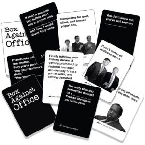 Game Against Office – The Office (TV Series) Themed Game Against (Digital Dowload)