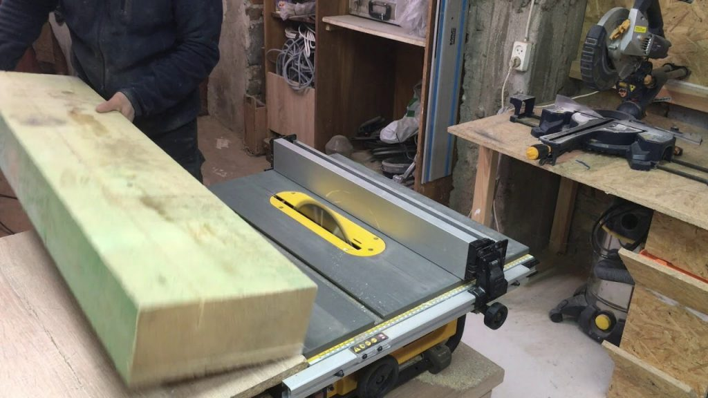 A Detailed Guide On How To Square Lumber With A Table Saw 2