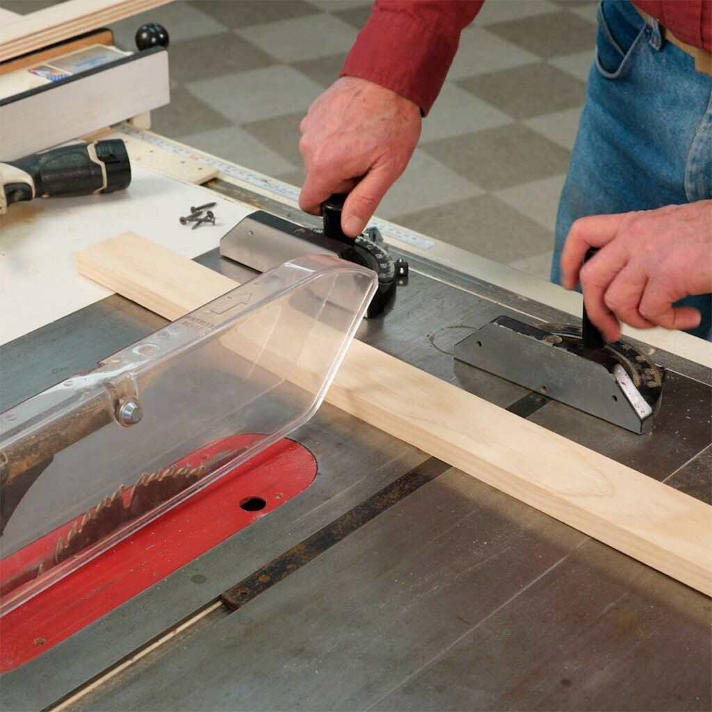 A Detailed Guide On How To Square Lumber With A Table Saw