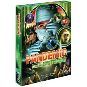 The Cooperative Game Pandemic