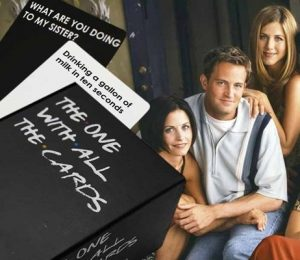 The One With All the Cards – Funny Party Game